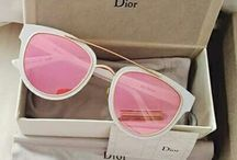 Sunglases / Hope can have them someday  rose gold mirror sunglasses