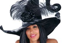 WoW Hats / by Sharyn Parsell