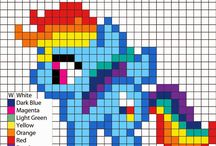 crochet my little pony pattern