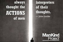 Integrity and purpose / The guide to being a superior man