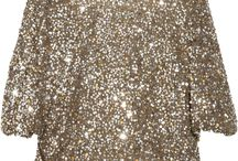 SEQUINS + SPARKLE / In need of aisle style? Visit www.veiledbeauty.com.