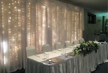 Venue/reception decoration