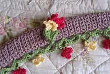 crochet hanger covers