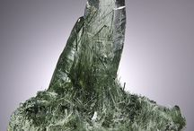 Rocks and cystals