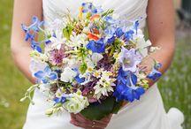 Bruidswerk / Bloemen voor een van de mooiste dagen van je leven.