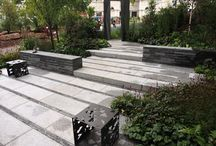 Three beautiful show gardens, Melbourne 2015 / Show gardens are a good place to pick up new ideas about garden design, planting design, paving and decking, managing slopes, and designing walkways, pergolas, pavilions and garden walls.
