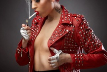 Leather & Studs / by Alon Rivel