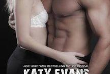 Books--Katy Evans / by Holly Douglas
