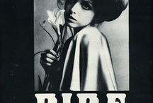 Biba advertisement  for mail order catalogue