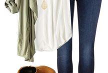 сочетание в одежде