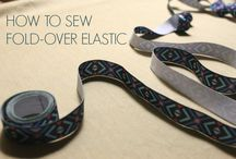 1 fold over elastic / by Elle C