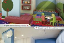 Baby play room