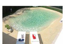 Prirodne bazeny a jazierka