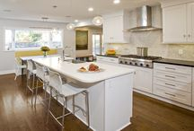 Transitional Kitchen in Lafayette Hill