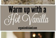 Warm drinks☕️