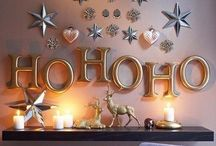 Christmas Decor Ideas / Give your home some festive cheer this Christmas