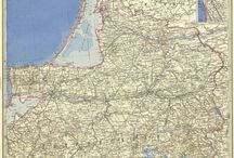 карты Пруссии