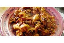 Recettes de cuisine / Recettes de cuisine Marocaines au précieux Safran