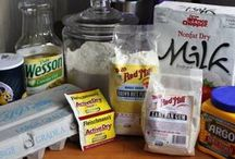 Free of gluten, these recipes are.  / by Jodi Watson