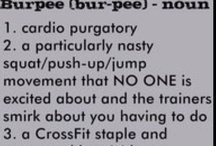 Crossfit / by Claire Hall