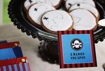 birthday party ideas / by Jackie Attaway