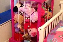 Stuffed animal storage -AL