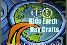 Earth day / by Lindsey Conrad