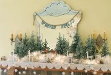 decorate - mantle / by Amanda Boggs