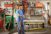 Garage ideas / by Kathleen Snyder