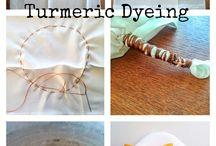 Craft: Natural Dyeing. Shibori