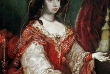 Rainha D. Maria Francisca Isabel de Portugal