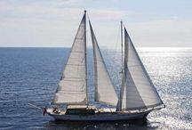 WHITE SOUL / #sailing, #yacht, #bluevoyage, #yachtcharter, www.cnlyacht.com