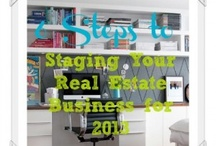 Real Estate / by Stefanie Hostetter
