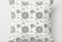 Surface Pattern Designs / surface pattern designs, patterns, duvet covers, tote bags, pillows, cards, iPhone cases