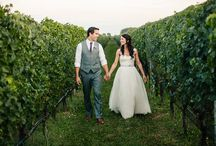 Weddings at Martha Clara Vineyard - Riverhead, NY / Weddings photographed by Ruby Star Photography & Cinema at Martha Clara Vineyards, Riverhead, NY.