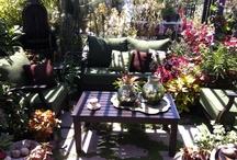 Trädgård / Snygga och inspirerande trädgårdar.