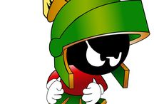 Marvin the Martian / by Amy Lynn