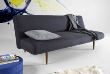 Retro Sofas / Add a touch of class to your lounge with these vintage inspired sofas