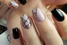 Fingernägel design