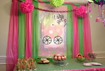 Belle's Baby Shower / by Brittany Barney