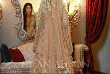 Pakistani dress wedding