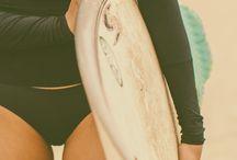 Wave babe