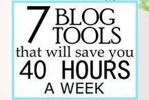 Blogger Efficiency Tips