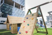 ► exotic places / Jungle Gym climbing frames on exotic places