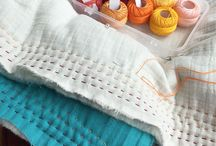 Double Gauze Quilts & Projects