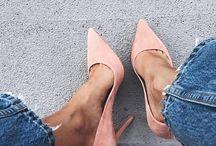 Color Block # Pink