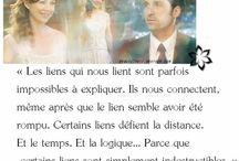 Citations [n°7] : Films et Séries / - Parce que les plus belles phrases se trouvent dans les plus beaux moments...