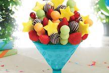 aranjamente fructe