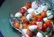 Vegetarian Yum!  / by Rebekah Kauzlarich