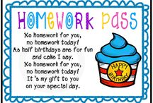 Birthdays in the Classroom / by Laura Gallion